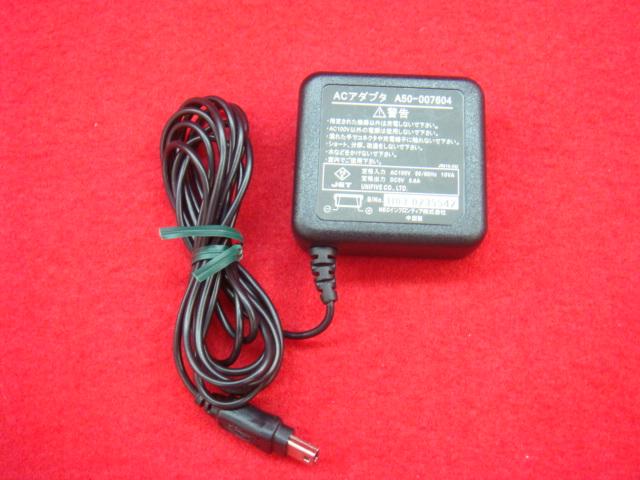 A50-007604(ACアダプター:IP3D)