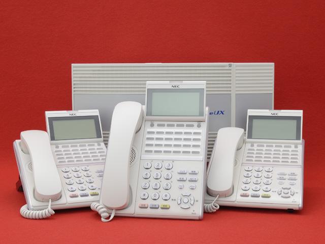 NEC AspireUXセット(24D 3台 2INS)