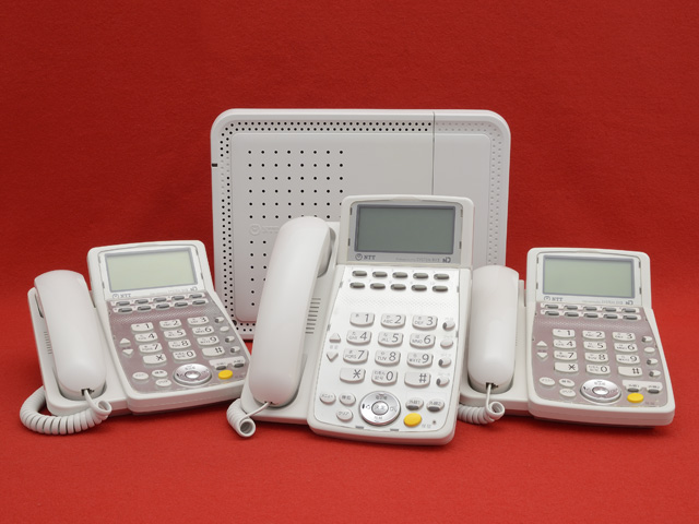 NTTαBXⅡセット(電話回線フリータイプ)
