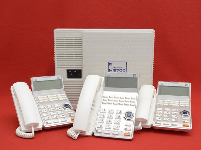 SAXA HM700セット(電話回線フリータイプ)