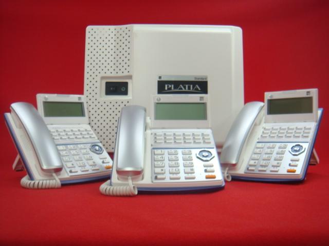 SAXA PLATIAセット(電話回線フリータイプ)