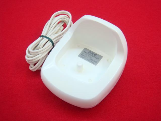 VX-Ⅱ ディジタルコードレス充電器(白)(AC一体型)