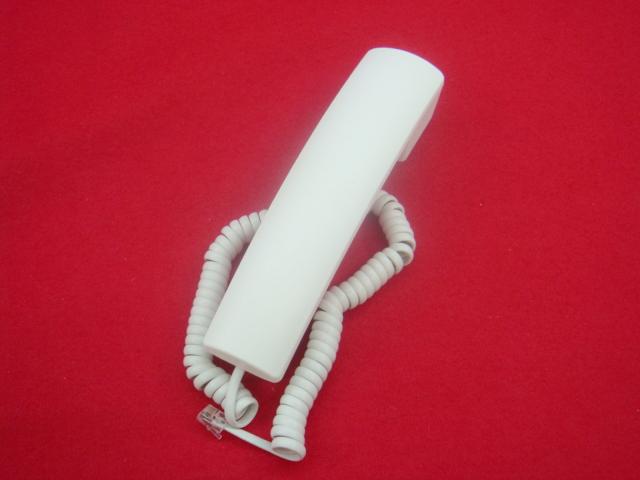 SAXA GT500シリーズ用受話器(白)