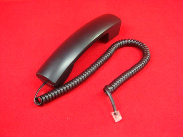 SAXA HM700/UT700/シリーズ用受話器(黒)