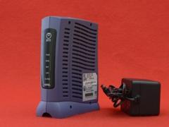 ADSLモデム-MS2