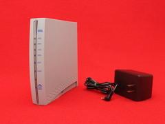 ADSLモデム-NV2