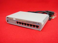 HUB(8ポート)(100Mbps)(汎用品)