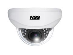 NSC-AHD932VPU-4M(AHD暗視バリフォーカルドーム型カメラ)