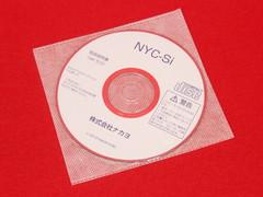 取扱説明書(CD-ROM)(NYC-Si)