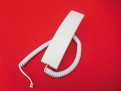 NTT H106シリーズ用受話器(白)