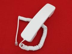 日立 HI-F(SDA)/E(SDA)シリーズ用受話器(白)