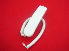ナカヨ NYC-iFシリーズ用受話器(白)