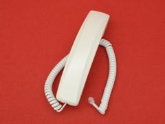 SAXA S83C/S82C/S82A用受話器(白)