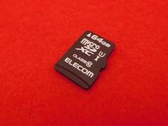 microSDカード(64GB)(汎用品)