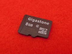 microSDカード(8GB)(汎用品)