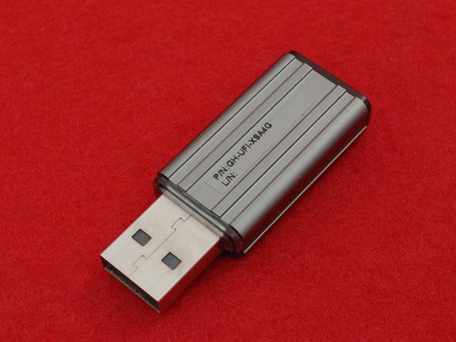 PLATIA 耐久USB 4GB(GH-UFI-XSA4G)