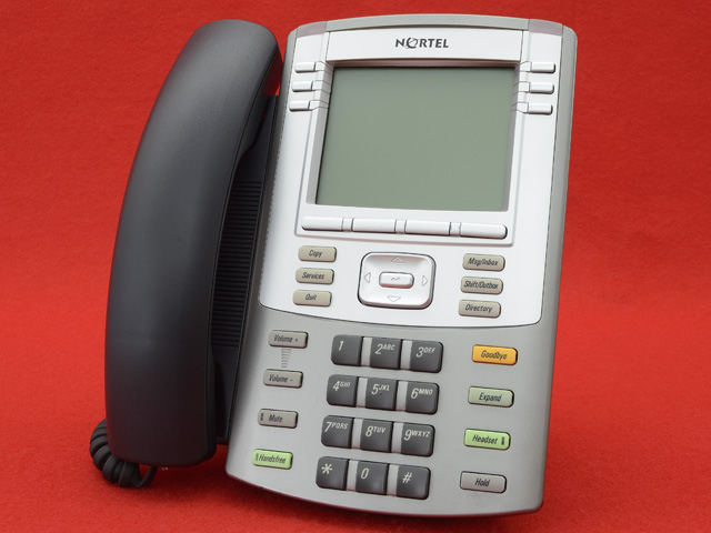 NORTEL IP Phone 1140E
