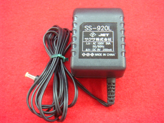 SS-920L(ACアダプター)