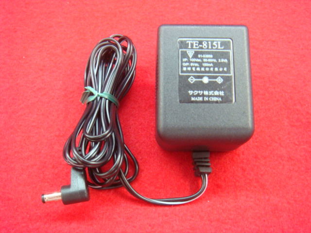 TE-815L(ACアダプター)