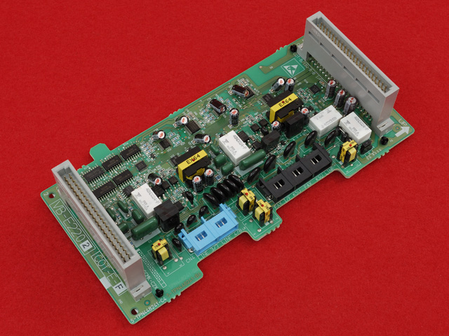 VB-E2202(2アナログ増設FAX)