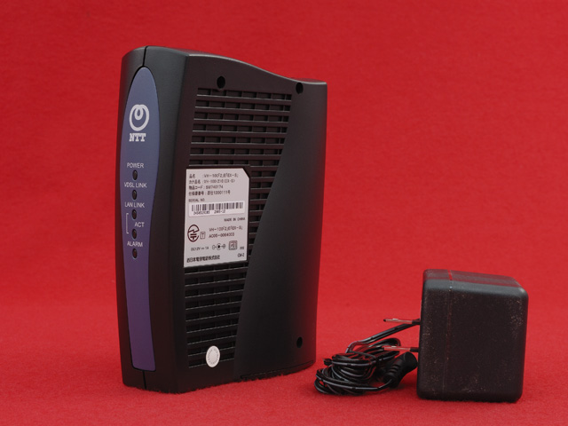 VDSLモデム-VH-100(3)E(S)