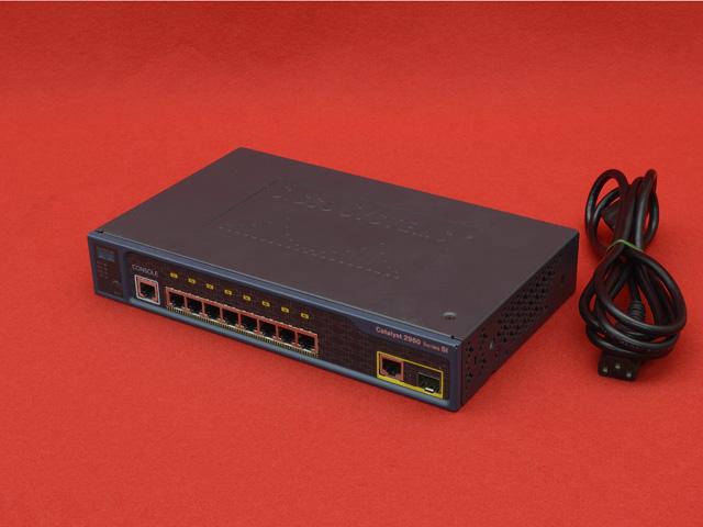 WS-C2960-8TC-S