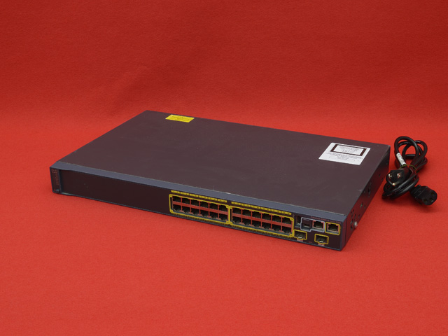 WS-C2960S-24TD-L