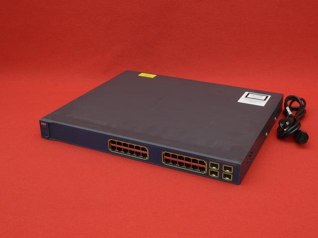 WS-C3560G-24TS-E