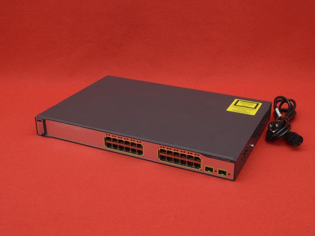 WS-C3750-24TS-S