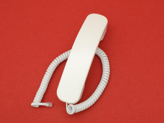 NTT クローバーホンS PBX用受話器(白)