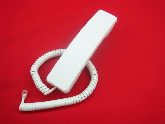 日立 ET-iEシリーズ用受話器(白)