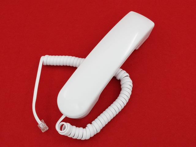 日立 HI-C(SD-N)シリーズ用受話器(白)