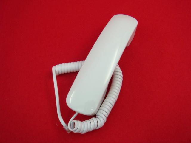 ナカヨ NYC-iZシリーズ用受話器(白)