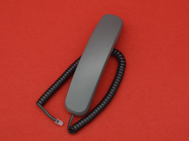SAXA PG308PD/ST用受話器(灰)