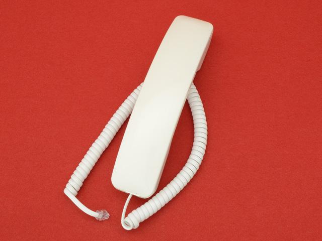 NTT SKシリーズ用受話器(白)